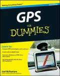 miniaturebillede af omslaget til GPS for Dummies