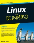 miniaturebillede af omslaget til Linux for Dummies®