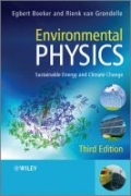 miniaturebillede af omslaget til Environmental Physics - Sustainable Energy and Climate Change, 3. udgave