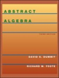 Abstract Algebra, 3. udgave