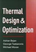 miniaturebillede af omslaget til Thermal Design and Optimization