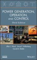 Power Generation, Operation, and Control, 3. udgave