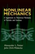 miniaturebillede af omslaget til Nonlinear Mechanics - A Supplement to Theoretical Mechanics of Particles and Continua