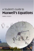 miniaturebillede af omslaget til A Student's Guide to Maxwell's Equations
