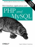 miniaturebillede af omslaget til Web Database Applications with PHP and MySQL, 2. udgave