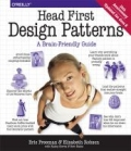miniaturebillede af omslaget til Head First Design Patterns