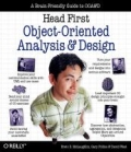 miniaturebillede af omslaget til Head First Object-Oriented Analysis and Design - A Brain Friendly Guide to OOA&d