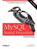 miniaturebillede af omslaget til MySQL Stored Procedure Programming