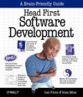 miniaturebillede af omslaget til Head First Software Development