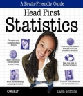 miniaturebillede af omslaget til Head First Statistics
