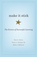 miniaturebillede af omslaget til Make It Stick - The Science of Successful Learning