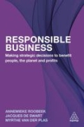 miniaturebillede af omslaget til Responsible Business - Evaluating Investment Decisions to Benefit People, the Planet and Profits