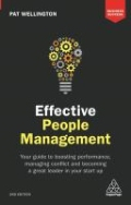 miniaturebillede af omslaget til Effective People Management - Your Guide to Boosting Performance, Managing Conflict and Becoming a Great Leader in Your Start Up, 2. udgave