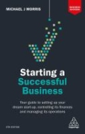 miniaturebillede af omslaget til Starting a Successful Business - Your Guide to Setting up Your Dream Start-Up, Controlling Its Finances and Managing Its Operations, 8. udgave