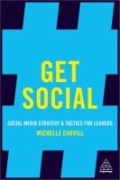 miniaturebillede af omslaget til Get Social - Social Media Strategy and Tactics for Leaders