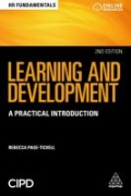 miniaturebillede af omslaget til Learning and Development - A Practical Introduction