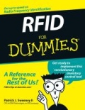 miniaturebillede af omslaget til RFID for Dummies