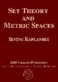 miniaturebillede af omslaget til Set Theory and Metric Spaces