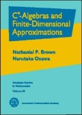 miniaturebillede af omslaget til C*-Algebras and Finite-Dimensional Approximations