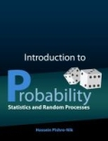 miniaturebillede af omslaget til Introduction to Probability, Statistics, and Random Processes - Statistics and Random Processes