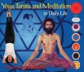 miniaturebillede af omslaget til Yoga, Tantra and Meditation in Daily Life - US-Edition