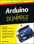 miniaturebillede af omslaget til Arduino for Dummies
