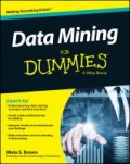 miniaturebillede af omslaget til Data Mining for Dummies