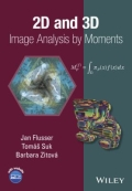 miniaturebillede af omslaget til 2D and 3D Image Analysis by Moments