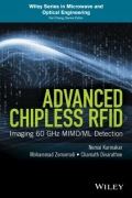 miniaturebillede af omslaget til Advanced Chipless RFID - Imaging 60 GHz MIMO/ML Detection