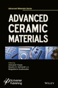 miniaturebillede af omslaget til Advanced Ceramic Materials