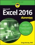 miniaturebillede af omslaget til Excel 2016 for Dummies