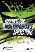 miniaturebillede af omslaget til Additives for High Performance Applications
