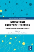 International Enterprise Education - Perspectives on Theory and Practice