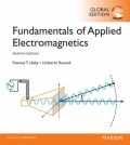 miniaturebillede af omslaget til Fundamentals of Applied Electromagnetics, Global Edition, 7. udgave