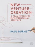 New Venture Creation - A Framework for Entrepreneurial Start-Ups, 2. udgave