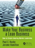 miniaturebillede af omslaget til Make Your Business a Lean Business