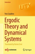 miniaturebillede af omslaget til Ergodic Theory and Dynamical Systems, 1. udgave