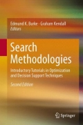Search Methodologies - Introductory Tutorials in Optimization and Decision Support Techniques, 2. udgave