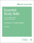 miniaturebillede af omslaget til Essential Study Skills - The Complete Guide to Success at University, 4. udgave