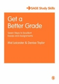 miniaturebillede af omslaget til Get a Better Grade - Seven Steps to Excellent Essays and Assignments, 1. udgave