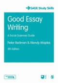 miniaturebillede af omslaget til Good Essay Writing - A Social Sciences Guide, 5. udgave