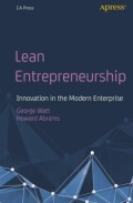 miniaturebillede af omslaget til Lean Entrepreneurship - Innovation in the Modern Enterprise