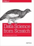 miniaturebillede af omslaget til Data Science from Scratch