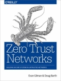 miniaturebillede af omslaget til Zero Trust Networks - Building Trusted Systems in Untrusted Networks, 1. udgave