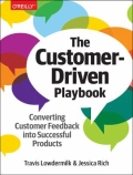 miniaturebillede af omslaget til The Customer-Driven Playbook - Converting Customer Insights into Successful Products, 1. udgave