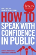 miniaturebillede af omslaget til How to Speak with Confidence in Public