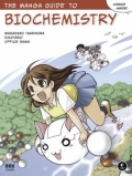 miniaturebillede af omslaget til The Manga Guide to Biochemistry