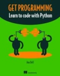 miniaturebillede af omslaget til Learn Programming with Python