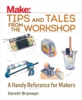 miniaturebillede af omslaget til Make - Top Shop Tips and Techniques - An Indispensable Benchtop Reference with Hundreds of Ingenious Workshop Tips, Tricks, and Techniques, 1. udgave
