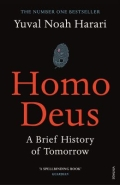 Homo Deus - A Brief History of Tomorrow, 1. udgave